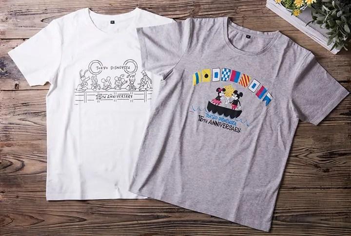 BEAMS × 東京ディズニー シー 15周年!コラボアイテムが1/6からマクダックス・デパートメントストアにて発売! (ビームス Tokyo Disney Sea 15th)