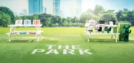 駐車場のコンクリに芝を敷き詰めたTHE PARK・ING GINZAが公園へ生まれ変わり!1/7からリニューアル! (パーキング銀座)