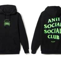 Anti Social Social Club × RSVP Gallery コラボ 4モデルが1/27発売! (アンチ ソーシャル ソーシャル クラブ)