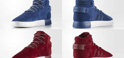"""アディダス オリジナルス チュブラー インベーダー """"ミステリー ブルー/ミステリー レッド"""" (adidas Originals TUBULAR INVADER """"Mystery Blue/Mystery Red"""") [BB8385,6]"""