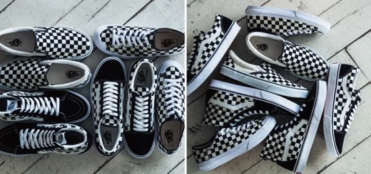 3月発売!VANS CHECKER BOARD OLD SKOOL/SLIP-ON/Sk8-Hi/SIXTY SEVEN (バンズ チェッカー ボード)