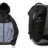 ARC'TERYX × BEAMS 別注のモノトーンコラボ ジャケット/バックパックが3月下旬発売! (ビームス アークテリクス)