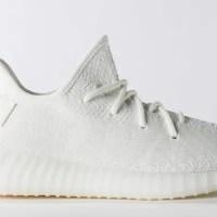 """【販売店舗情報*随時更新】4/29発売!アディダス オリジナルス イージー 350 ブースト V2 """"クリーム ホワイト"""" (adidas Originals YEEZY 350 BOOST V2 """"Cream White"""") [CP9366]"""