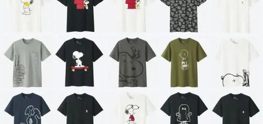 【続報】4/28発売!KAWS × UNIQLO × PEANUTS コラボはTEE以外にぬいぐるみも販売 (カウズ ユニクロ ピーナッツ)