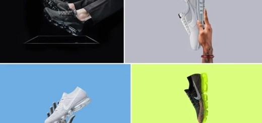 まとめ】3/26発売の厳選スニーカー!(NIKE AIR VAPORMAX FLYKNIT)(AIR MAX LD-ZERO)(Marc Newson × NIKELAB VAPORMAX)(iD AIR MAX 1 ULTRA FLYKNIT)他