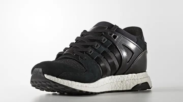 """アディダス オリジナルス エキップメント サポート ウルトラ """"コア ブラック/ホワイト"""" (adidas Originals EQT SUPPORT ULTRA """"Core Black/White"""") [BA7475]"""