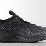 "adidas ALPHA BOUNCE EM {Engineered Mesh} ""Core Black/Grey"" (アディダス アルファ バウンス エンジニア メッシュ ""コア ブラック/グレー"") [BY4263]"