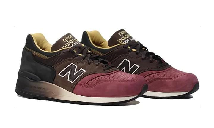 "New Balance M997 ""Home Palte Pack"" (ニューバランス ホーム プレート パック) [M997DWB/NSB]"