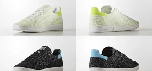 4月発売!アディダス オリジナルス スタンスミス プライムニット 2カラー (adidas Originals STAN SMITH PRIMEKNIT {PK}) [BA7439,7440]