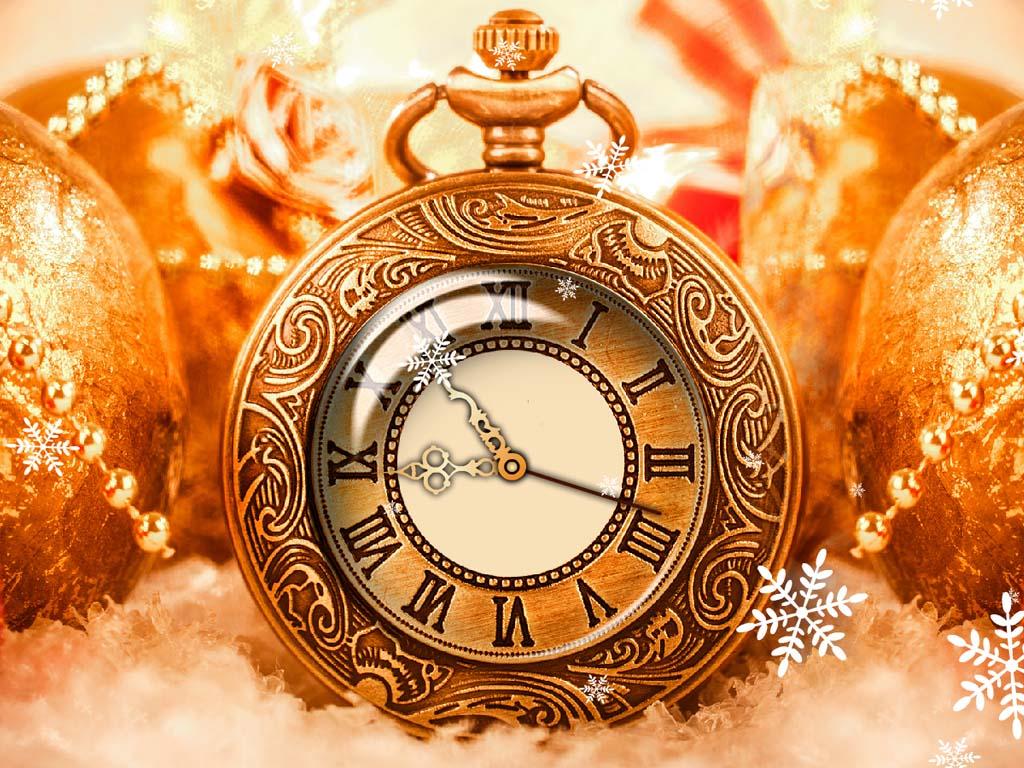 Free 3d Christmas Wallpapers For Windows 7 Holiday Clock Holiday Screensaver Fullscreensavers Com