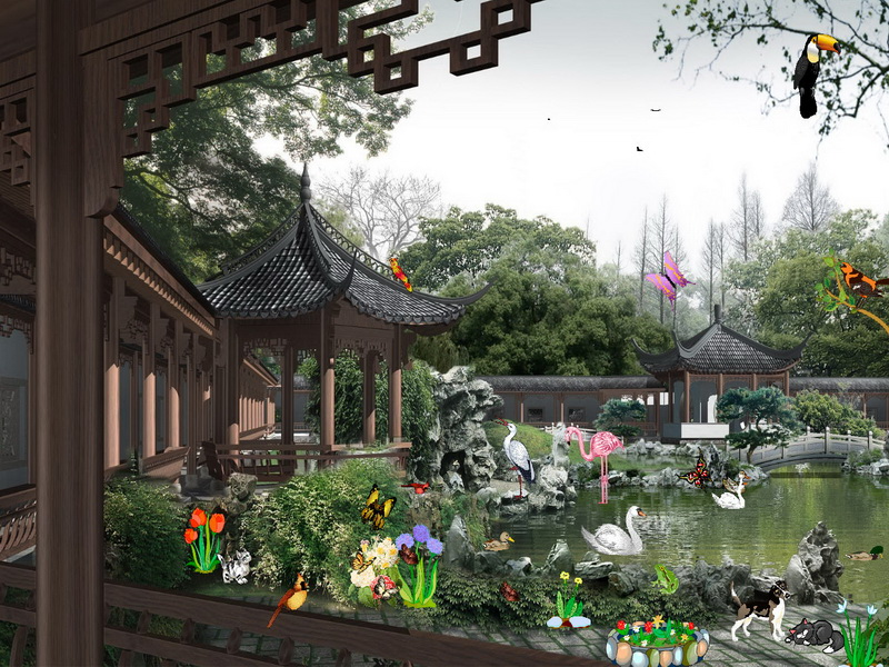 Animated Aquarium Wallpaper For Windows 8 Free Screensaver Japanese Suite Fullscreensavers Com