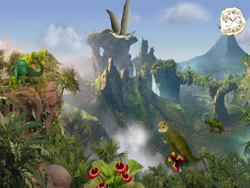 Moving Falling Snow Wallpaper Flying Pangolins Animated Screensaver Fullscreensavers Com