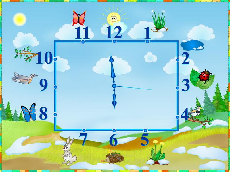 Free Animated Snow Falling Wallpaper Clock Screensaver Seasonal Clocks Fullscreensavers Com