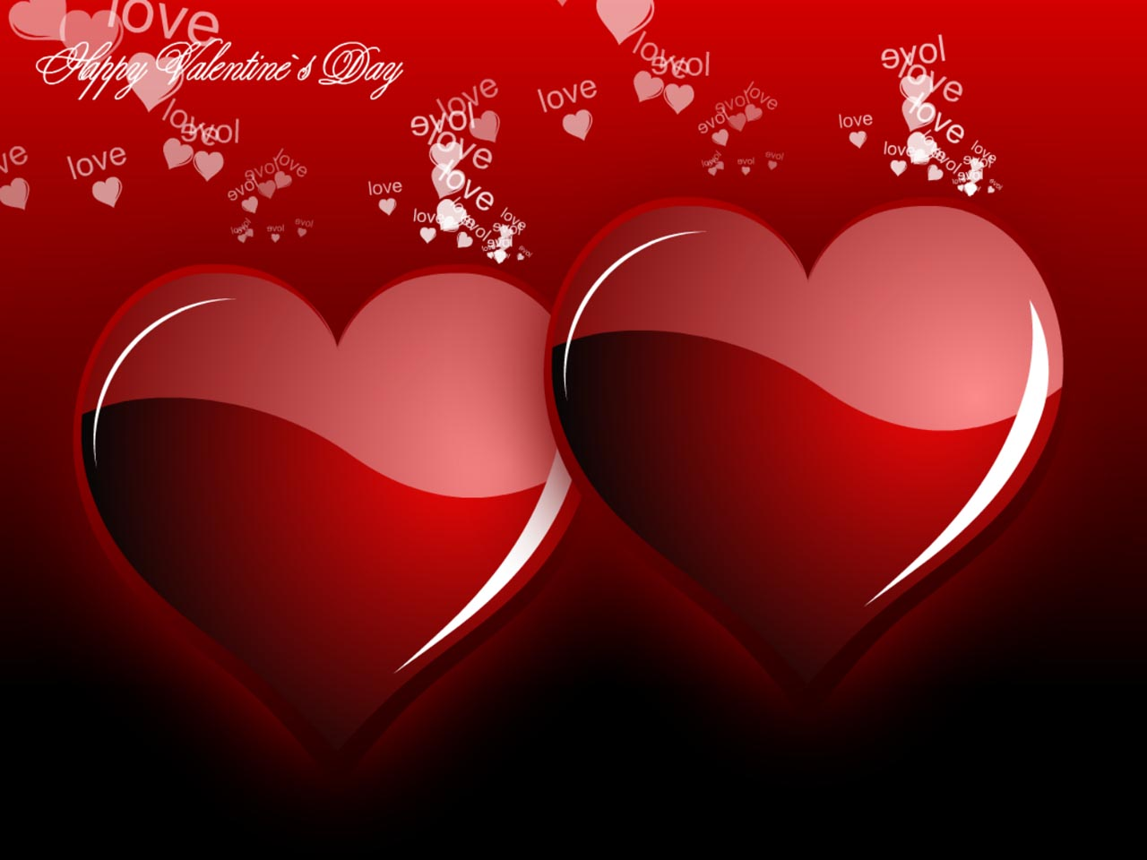 Animated Halloween Wallpaper Windows 7 Two Valentines Valentine S Day Screensaver