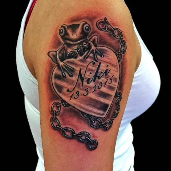 Love Name Tattoo Designs