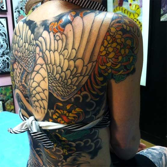 Full Body Tattoos Pictures