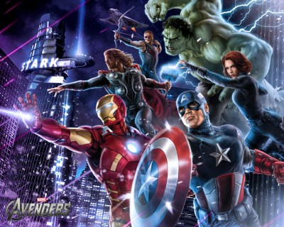 La Marvel pensa ad una serie tv su The Avengers