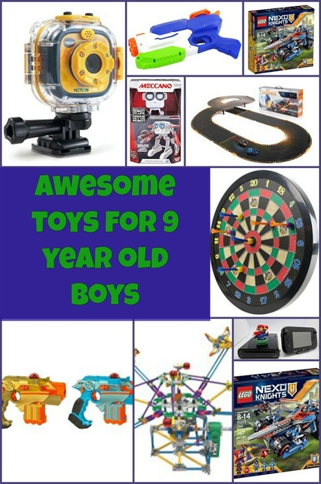 9 Year Old Boys Toys For Kids