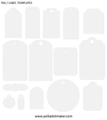 Free Labels and Tags Template - free labels template