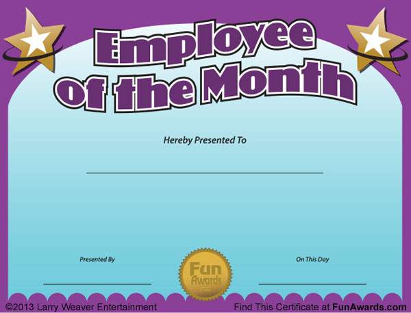 Funny Certificates Template The Mission Impossible Funny - best of free funny employee awards printable certificates