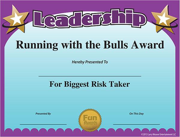 employee superlatives  101 funny employee awards  51