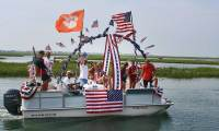 Murrells Inlet Boat Parade July 4, 2012
