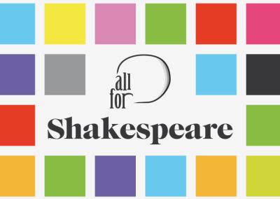 All For Shakespeare
