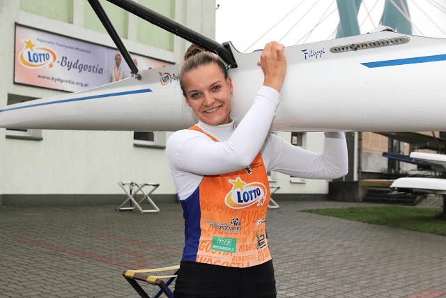 Finalistka Olimpiady w Rio de Janeiro laureatką konkursu RUMAKI