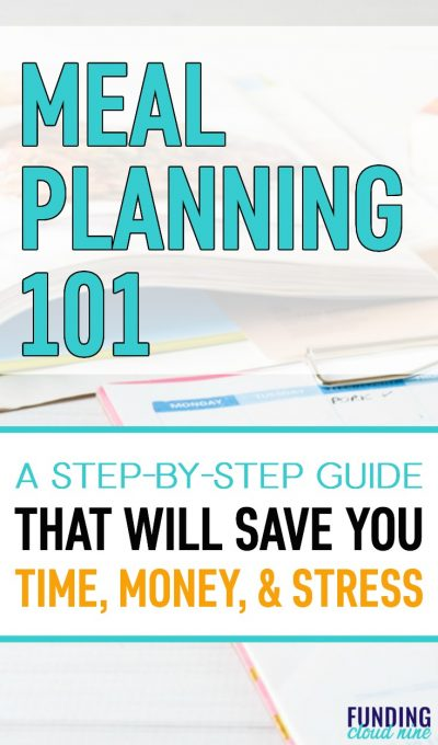 A Beginner\u0027s Guide to Meal Planning on a Budget (+ Free Printables)