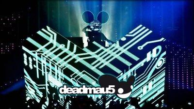 Deadmau5 DJ Booth Wallpaper - FunDJStuff.com
