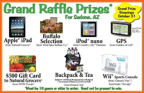 Raffle Ideas - raffle ticket prizes