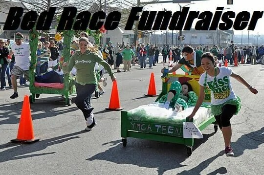 Bed Race Fundraiser
