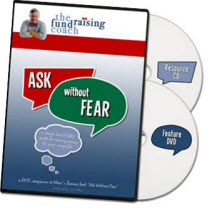 Ask Without Fear! DVD for nonprofit board members and staff