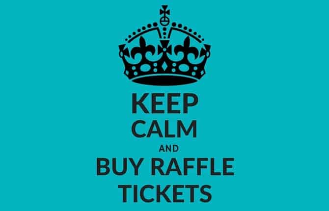 Raffle Rules and Regulations Queensland Fundraising Directory - raffle ticket
