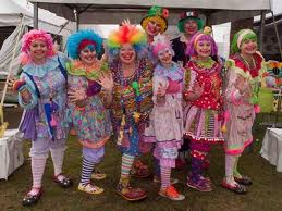 Rent Clowns for kids party rental san diego children's party entertainment san jose los angeles