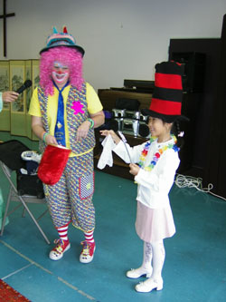 Rent a clown for kids party chicago clowns for children's parties san jose los angeles