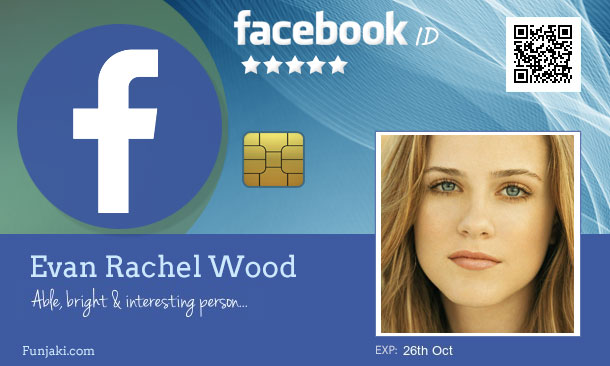 Facebook ID Card Generator \u2013 Funjaki