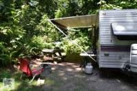permanent campsite decorating ideas | Decoratingspecial.com