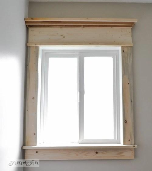 Medium Of Exterior Window Trim Ideas