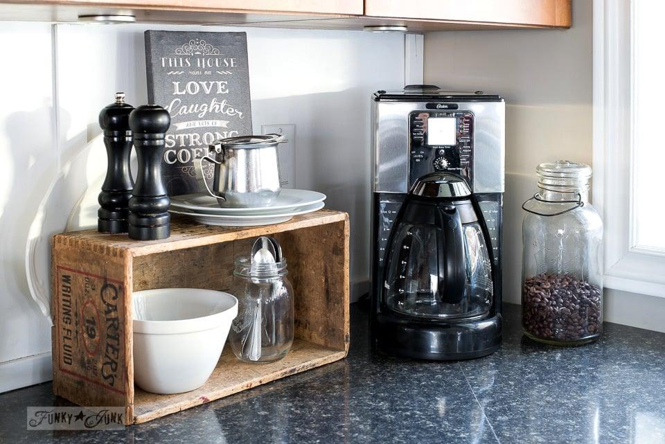 Shiplap Styled Bakery Kitchen Signfunky Junk Interiors