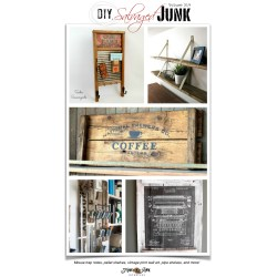 Assorted Features New Junk Pj Salvaged Junk Projectsky Junk Interiors Ky Junk Interiors Coupon Ky Junk Interiors Stencils
