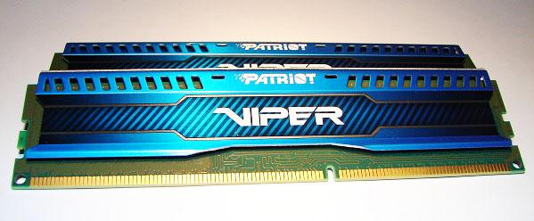 Patriot Viper3 8GB pht10ed