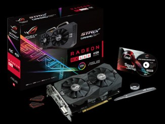 Strix RX 460