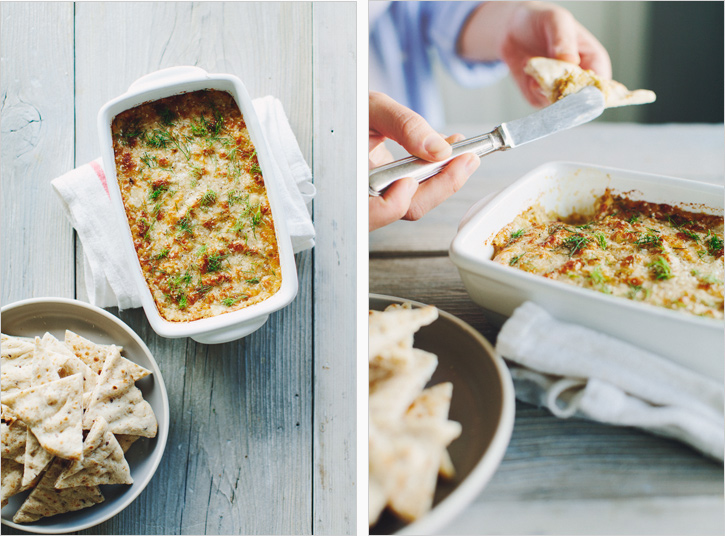 ROASTED FENNEL AND WHITE BEAN DIP - The Funky SpatulaThe ...