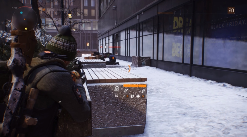 10 Tips The Division Doesn't Tell You - Target Marking System