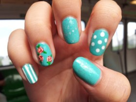 55+ Beautiful And Charming Nail Art Designs