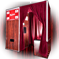 Photo Booth Rentals in Maryland | Make your Party a Red ...