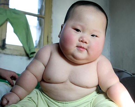 obese children research papers