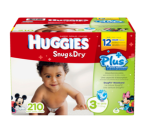 Huggies Costco Promotional Coupon