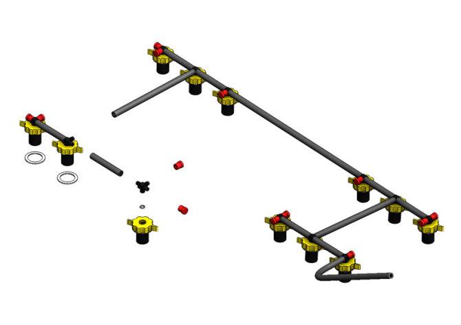 xpress boat electrical ledningsdiagram